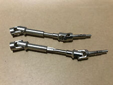 Hardened Steel Driveshafts CVD Kit For Traxxas Stampede VXL 2WD XL5