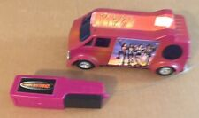 Kiss Original Remote Controlled Van With REMOTE!!!!! From The 70s!  Aucoin.