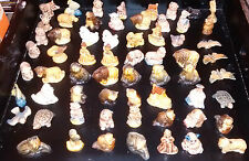Red Rose Tea - 63 Wade Figurines Mini - Vintage Collection - - Made in England