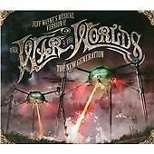 Jeff Wayne - War of the Worlds (The New Generation/Limited Edition, 2012)