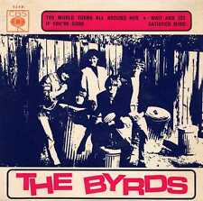 "BYRDS ""THE WORLD TURNS AROUND HER"" ORIG PORT EP M- RARE"