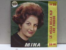 """MINA 45- """" LE MILLE BOLLE BLU-CHE FREDDO"""""""