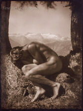"Rudolf Koppitz Photo, ""In the Bossom of Nature"" 1923"