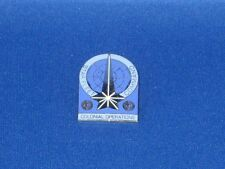 Star Trek Starfleet Command Colonial Operations Insigna Pin Badge STPIN68