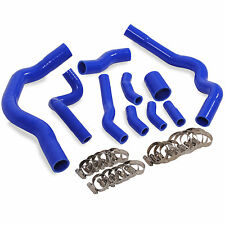10 PIECE SILICONE ENGINE RADIATOR RAD HOSE PIPE KIT FOR BMW MINI COOPER S R53