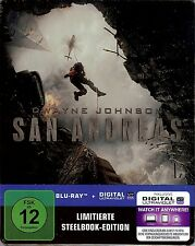 SAN ANDREAS Media Markt Exclusive Limited Edition SteelBook (Region Free German)