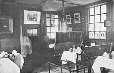 BR67500 the cosy corner chop room   ye olde cheshire cheese postcard  uk  14x9cm