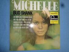 """Gebrauchte LP BUD SHANK FEAT. CHET BAKER  """" MICHELLE """" - Bob Florence"""