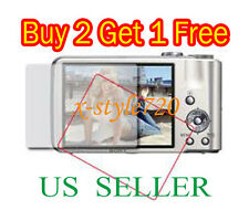 Sony CyberShot DSC-H70 Camera Clear LCD Screen Protector Guard Cover Film