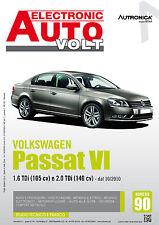 Manuale Diagnosi elettrica ed elettronica auto - Volkswagen Passat VI