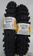 COPPIA GOMME CROSS PIRELLI SCORPION MX MID SOFT 90/100-14 49M 70/100-17 40M