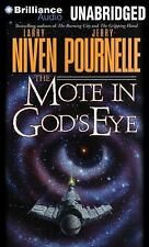 The Mote in God's Eye by Larry Niven and Jerry Pournelle (2014, MP3 CD,...