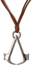 Assassin's Creed | Brown Necklace Logo Pendant - Official Gaming Merchandise New