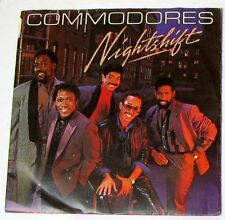 "COMMODORES - NIGHTSHIFT - I KEEP RUNNING - 45gg 7"" NUOVO"