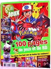 Gulli Magazine n°5 du 12/2013; Spécial 100 pages de Jeux et Bd