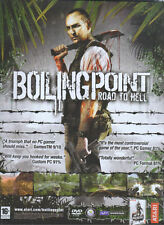 Boiling Point Road To Hell 2005 Magazine Advert #4773