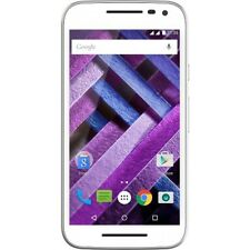 Moto G Turbo Edition white 16 GB 2gb RAM  FREE COVER  AND SCREEN GUARD