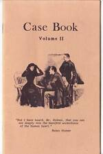 SHERLOCK HOLMES CASE BOOK Volume 2 - 1983 - Consulting Detective Game booklet