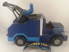 vintage fisher price toys 1982 - fisher price power tow truck
