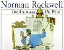 Norman Rockwell: The Artist and His Work-ExLibrary