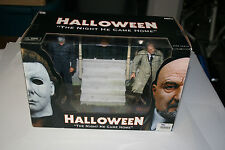 Neca 2004 Halloween 'The Night he came Home' Box Set Michael Meyers