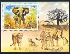 Umm-al-Qiwain Elephant/Lions/Animals/Nature  m/s n31950
