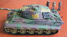 1/48 Tiger II Sd.Kfz.182 German Tank model Hobby Master Radio Controlled