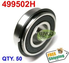 """50 SEALED BEARING W/ SNAP RING, 499502H, 5/8"""" ID x 1-3/8"""" ID, SCOOTERS, CARTS"""