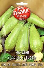 Semi/Seeds ZUCCHINO Clarita F1 Hybrid