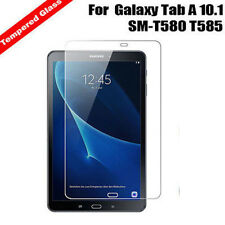 "Genuine Tempered Glass Screen Protector For Samsung Galaxy Tab A 10.1"" SM-T580"