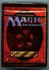 WOTC Magic the Gathering 4th Edition Starter  Deck  New Factory Sealed 1995
