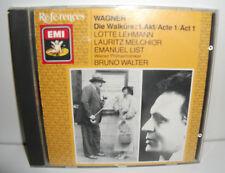 CDH 7 61020 2 Wagner Die Walkure Act 1 Lehmann Melchior List