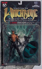 WITCHBLADE. KENNETH IRONS FIGURE. CLAYBURN MOORE SCULPT. TOP COW. NOC