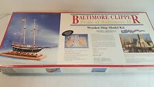 Pride of Baltimore wooden ship model kit by Model Shipways
