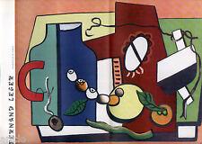 Dessin de Fernand Léger- dans Caractères 1958
