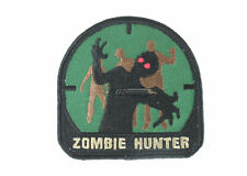 MM Zombie Hunter Velcro Patch (Forest) 4333