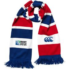 2015 Rugby Union World Cup Hoop Stripe Knitted Scarf, Hosts England IRB