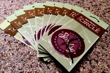 "Lot 10 Scentsy Scent Circle Hanging Air Fresheners ""Spice Bazaar"" Car Home NIP"