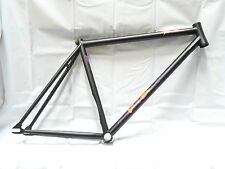 Volume Thrasher V1 Bicycle Frame Large 53cm Flat Black