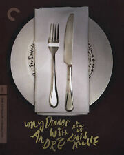 My Dinner With Andre Blu-ray Criterion Collection blu ray