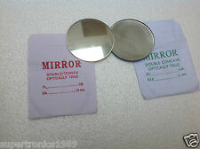 Optical Glass convex concave mirror DIY reflection Prisms