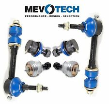 Dodge Ram 2500 3500 03-05 4WD Upper Lower Ball Joints & Sway Bar Links Mevotech