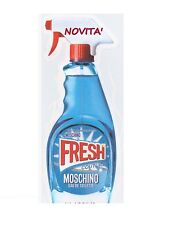 MOSCHINO FRESH COUTURE EDT VAPO NATURAL SPRAY - 100 ml