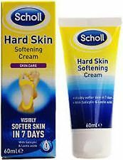 SCHOLL HARD SKIN SOFTENING CREAM ~ 60ML