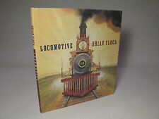2013 'LOCOMOTIVE' by BRIAN FLOCA 1ST ED 1ST PTG 2014 CALDECOTT WINNER