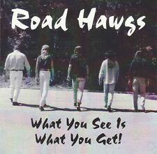 CD ROAD HAWGS hard Southern Rock USA 1994 / Lynyrd Skynyrd