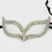 Crystal Cat Eye Mask