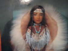 "BARBIE ""SPIRIT OF THE EARTH"" NATIVE SPIRIT LIMITED ED NEW MATTEL 2001 #50707"
