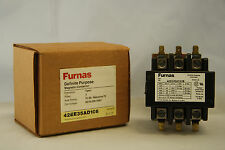 Furnas 42EE35AD106 Definite Purpose Magnetic Contactor FL 60 RES 75 Amp 3P  200V