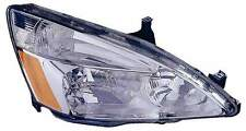 New Honda Accord 2003 2004 2005 2006 2007 right passenger headlight head light
